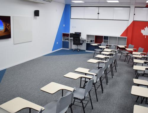 VANCOUVER CLASSROOM