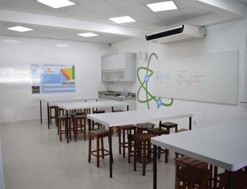Laboratório de Física e Química
